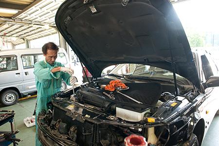 設備・整備ともに充実|米沢市中古車販売のヤリミズ自動車