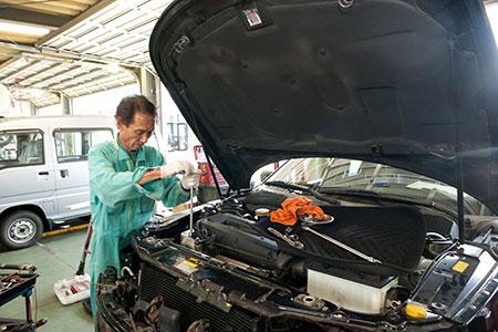 福祉車両アフターフォロー|米沢市中古車販売のヤリミズ自動車