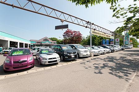 専門家の査定付き車のみを仕入れている|米沢市中古車販売のヤリミズ自動車