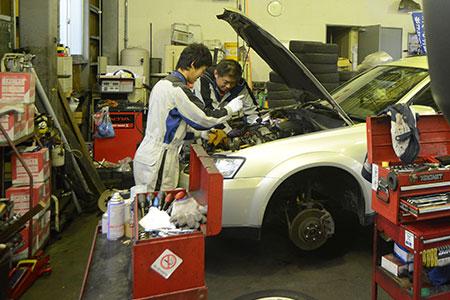 無駄な部品交換はいたしません|米沢市中古車販売のヤリミズ自動車