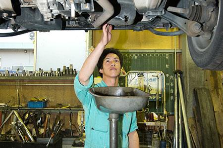 1台1台しっかり整備|米沢市中古車販売のヤリミズ自動車