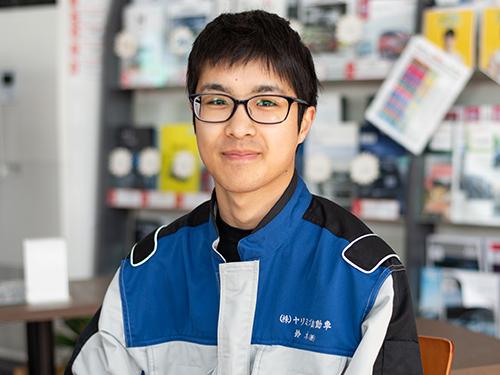 自動車 鈴木耕平|米沢市中古車販売のヤリミズ自動車