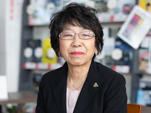 ヤリミズ自動車仕舞 鑓水 美恵子|米沢市中古車販売のヤリミズ自動車