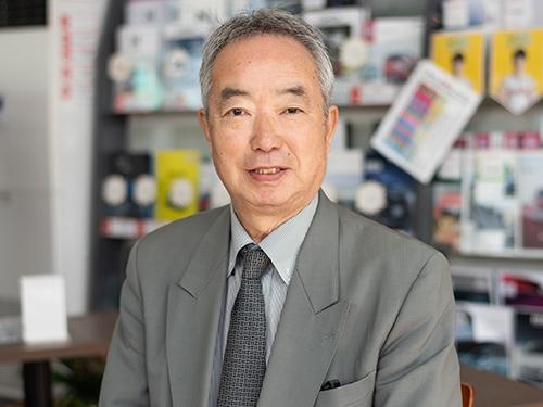 ヤリミズ自動車社長 鑓水孝|米沢市中古車販売のヤリミズ自動車