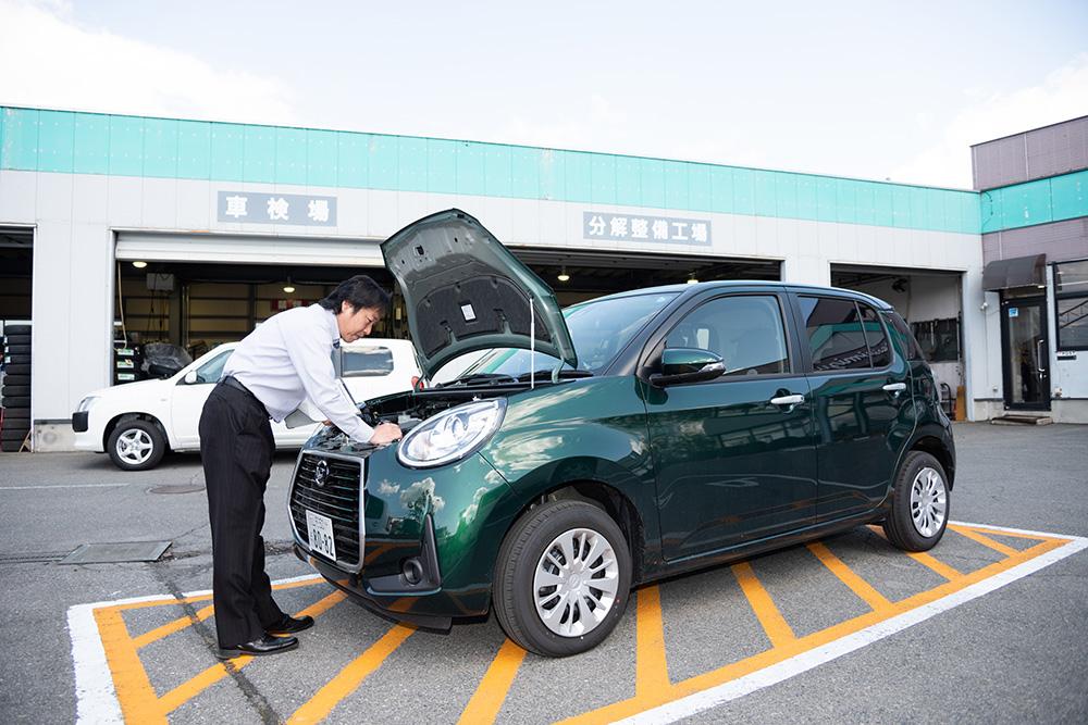 ヤリミズ自動車の車検|米沢市中古車販売のヤリミズ自動車